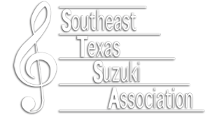 STXSA - Southeast Texas Suzuki Association